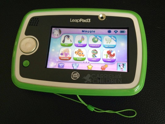 Review Leap Frog LeapPad 3