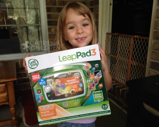 Leap Frog LeapPad 3 Review