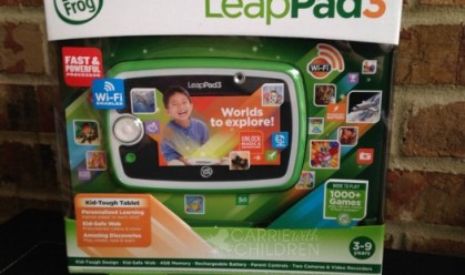 Leap Frog LeapPad3 Review 2
