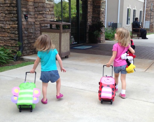 Suitcases for Children