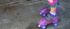 Wordless Wednesday Roller Skates December 3