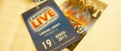Carnival LIVE Journey Credentials