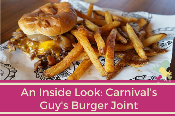 Carnival Guy's Burger Joint Blog