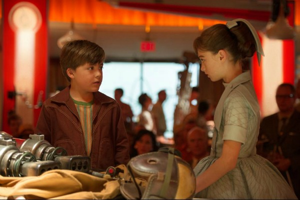 Disney's Tomorrowland Young Frank