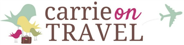 Carrie on Travel Logo Resized 600x148
